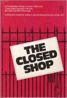 the closed shop