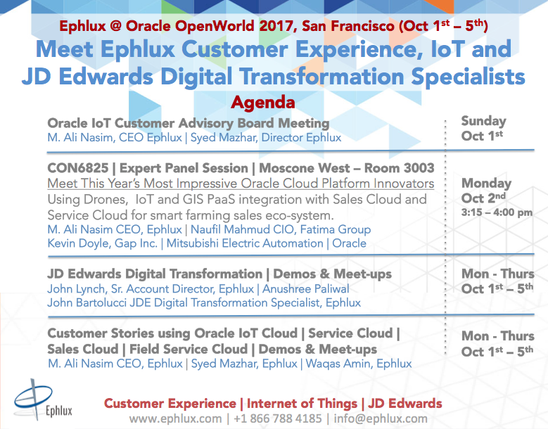 ephlux-openworld-2017-agenda