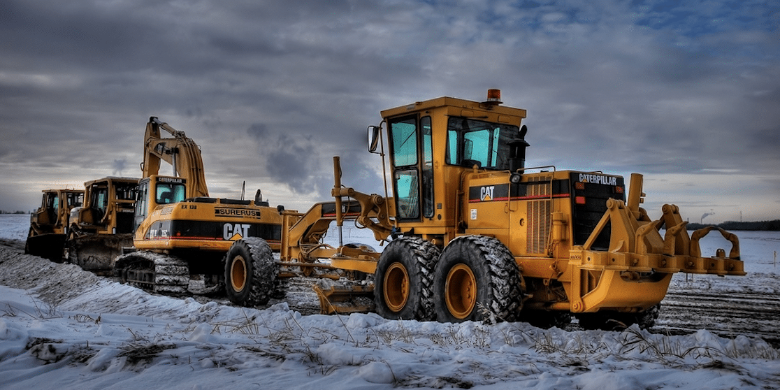 Improving Construction Companies Bottom Lines by connecting Caterpillar Equipments to the ERP using IoT and Machine Learning