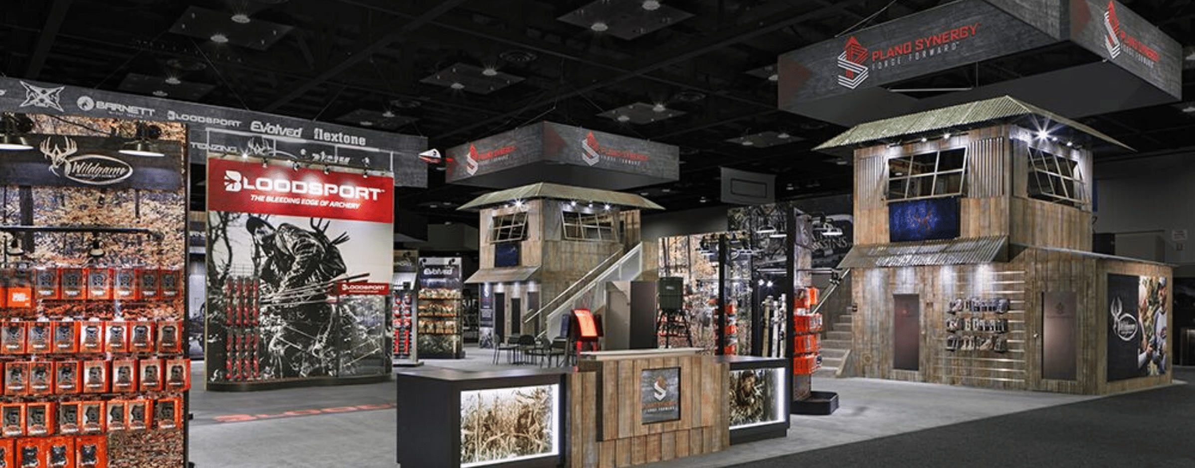 Plano Synergy - Leading manufacturer/retailer of hunting equipment, Plano works with Ephlux