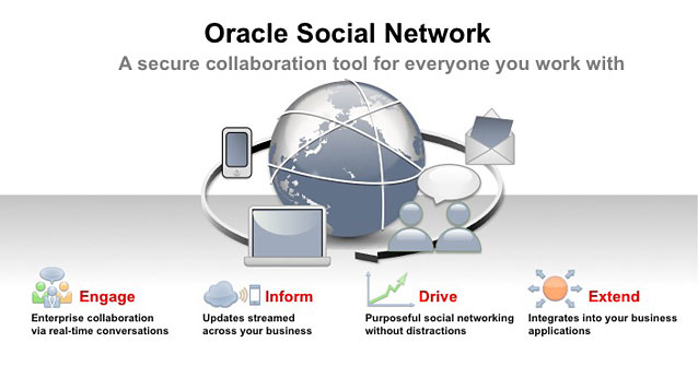 Oracle-social-network
