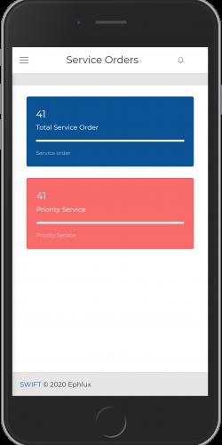 Service Dashboard